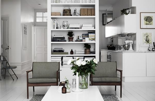 Interiør og indretning af bolig