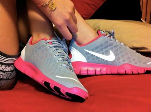 Nike free vol. 545