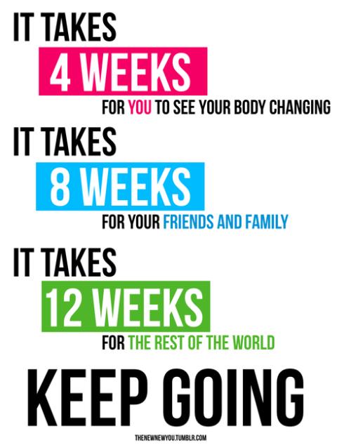 12 weeks