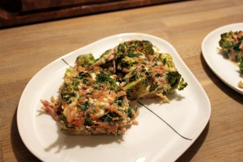 Grøntsagstærte 2
