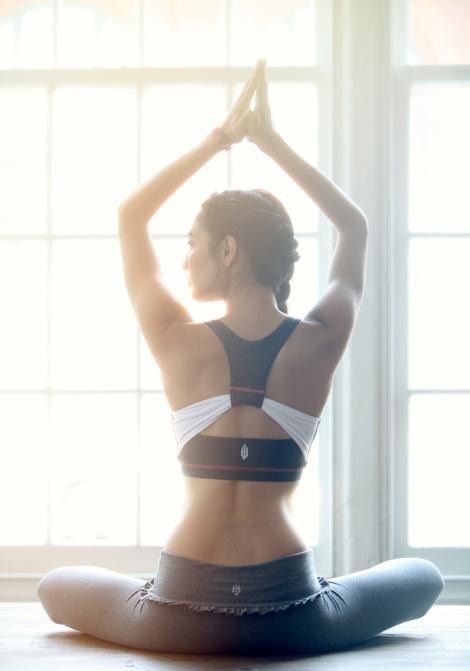 Yoga form